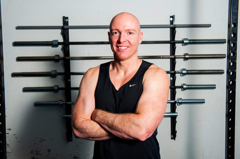 Personal Trainer Amsterdam Ricardo Egido